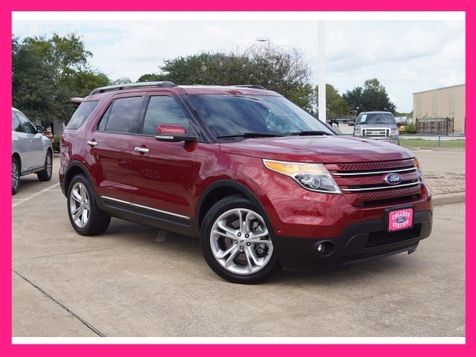 2015 Ford Explorer Limited in Bryan-College Station