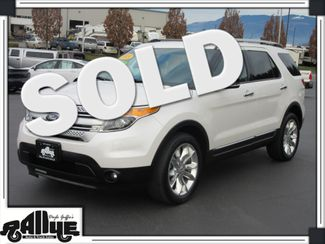 2015 Ford Explorer XLT 4WD in Burlington, WA 98233