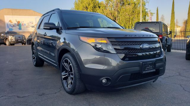 2015 Ford Explorer Sport AWD in Campbell, CA 95008