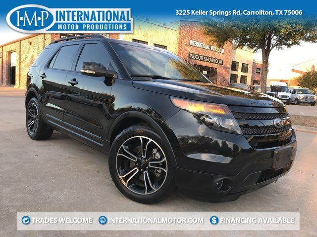 2015 Ford Explorer Sport in Carrollton, TX 75006