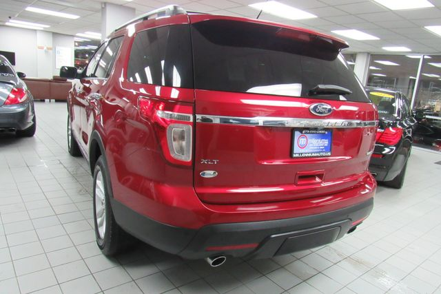 2015 Ford Explorer XLT W/ BACK UP CAM Chicago, Illinois 4