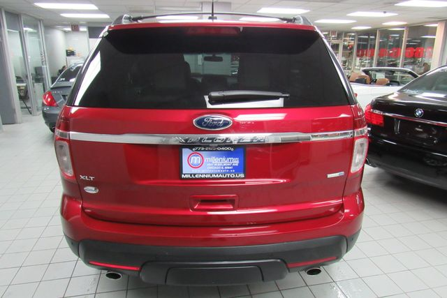 2015 Ford Explorer XLT W/ BACK UP CAM Chicago, Illinois 5
