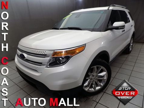 2015 Ford Explorer Limited in Cleveland, Ohio