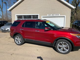 2015 Ford Explorer Limited in Clinton, IA 52732