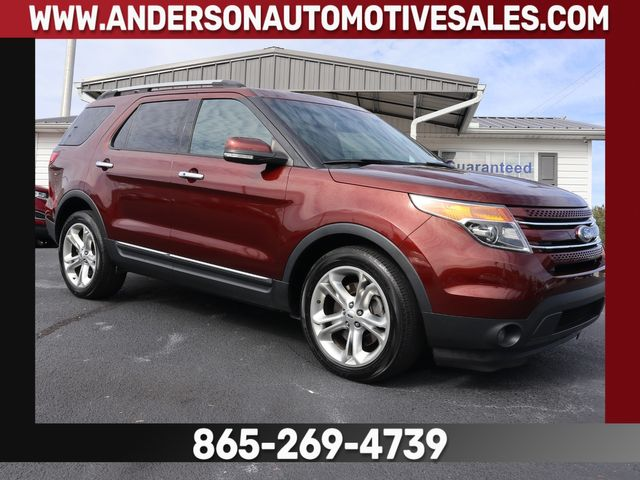 2015 Ford Explorer Limited in Clinton, TN 37716