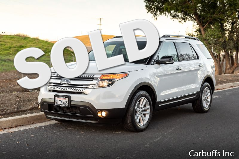 2015 Ford Explorer XLT | Concord, CA | Carbuffs