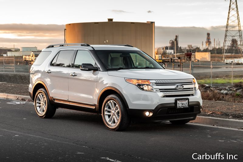 2015 Ford Explorer XLT | Concord, CA | Carbuffs in Concord, CA