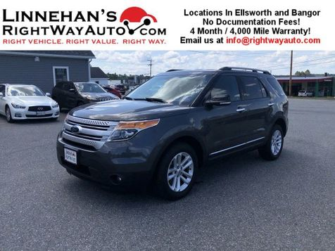 2015 Ford Explorer XLT in Bangor