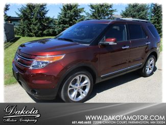 2015 Ford Explorer Limited Farmington, MN