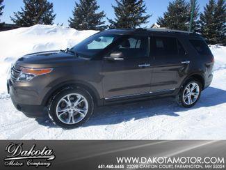 2015 Ford Explorer Limited Farmington, MN