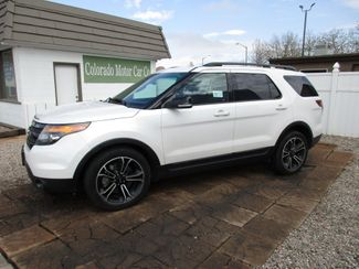 2015 Ford Explorer Sport in Fort Collins, CO 80524