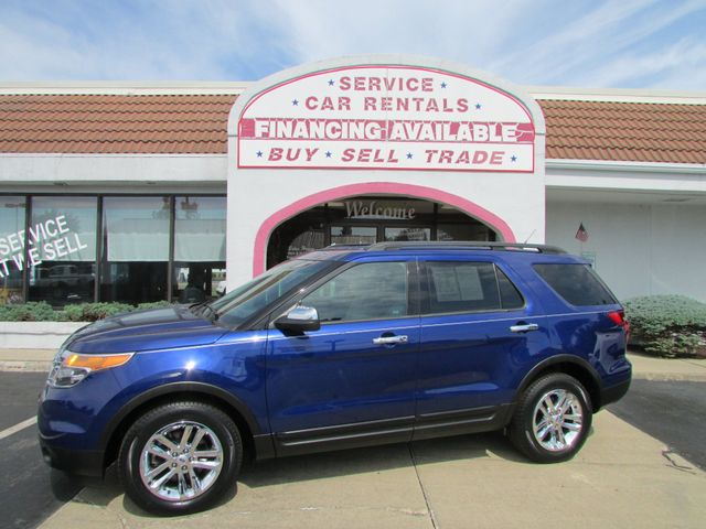 2015 Ford Explorer Utility 4Door