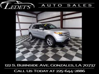 2015 Ford Explorer Limited - Ledet's Auto Sales Gonzales_state_zip in Gonzales