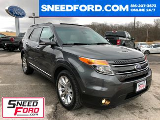 2015 Ford Explorer Limited 4X4 in Gower Missouri, 64454