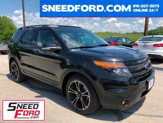 2015 Ford Explorer Sport 4X4 in Gower Missouri, 64454