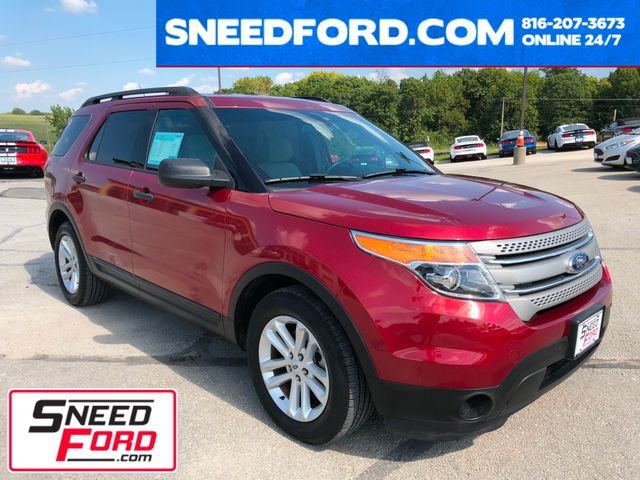 2015 Ford Explorer Base in Gower Missouri, 64454