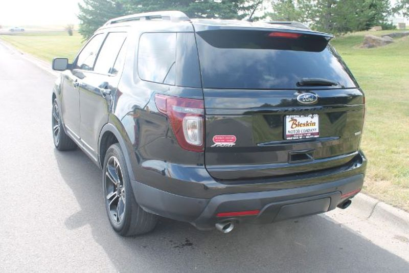 2015 Ford Explorer Sport  city MT  Bleskin Motor Company   in Great Falls, MT