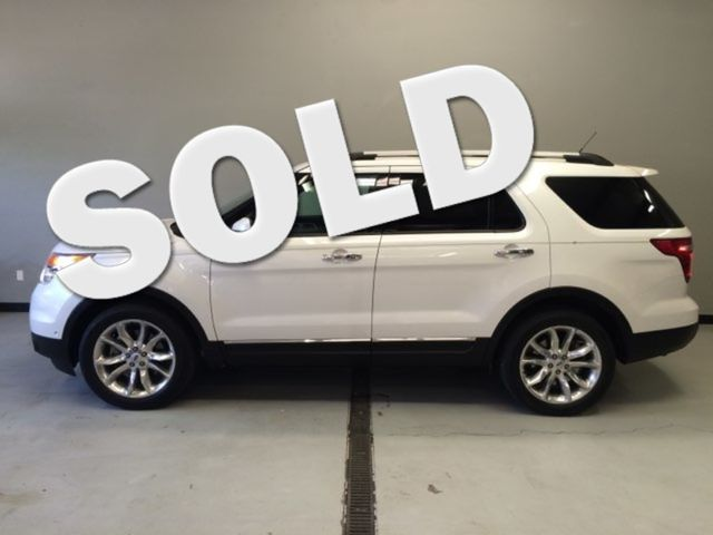 2015 Ford Explorer Limited 302A PKG