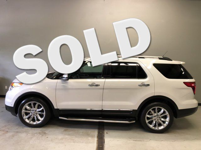 2015 Ford Explorer Limited 4WD 302A