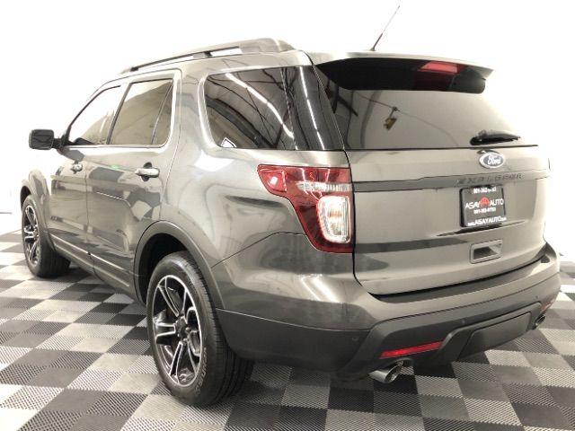 2015 Ford Explorer Sport LINDON, UT 3