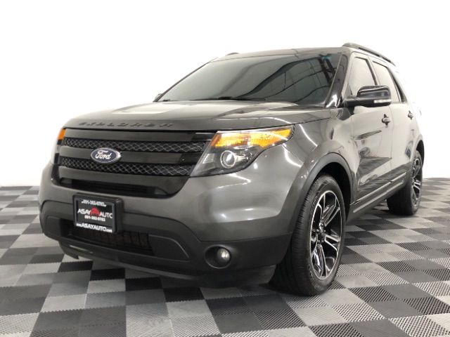 2015 Ford Explorer Sport LINDON, UT