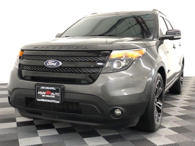 2015 Ford Explorer Sport LINDON, UT 1