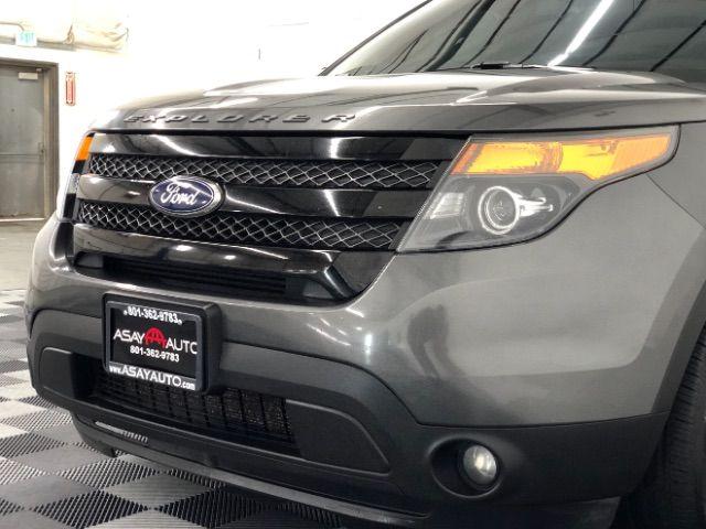 2015 Ford Explorer Sport LINDON, UT 10