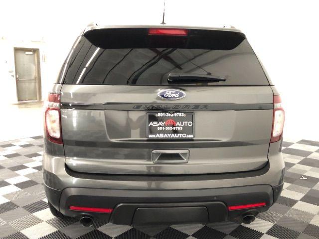 2015 Ford Explorer Sport LINDON, UT 4