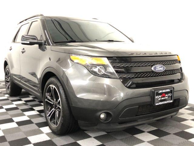 2015 Ford Explorer Sport LINDON, UT 6
