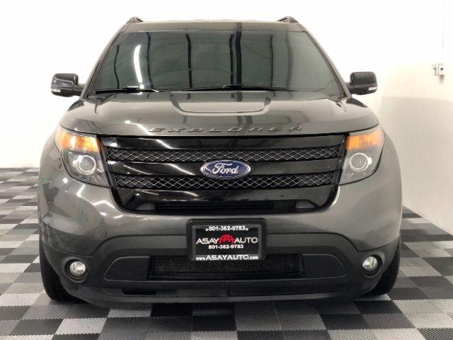 2015 Ford Explorer Sport LINDON, UT 8