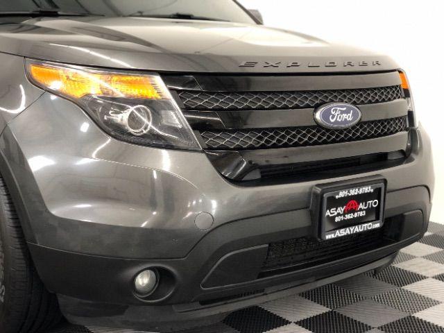 2015 Ford Explorer Sport LINDON, UT 9