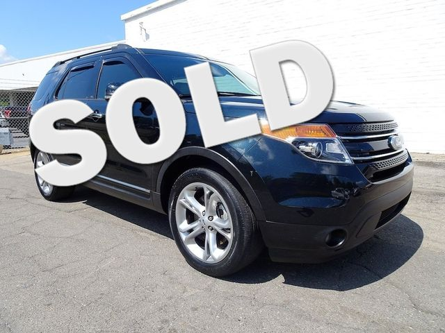 2015 Ford Explorer Limited Madison, NC 0