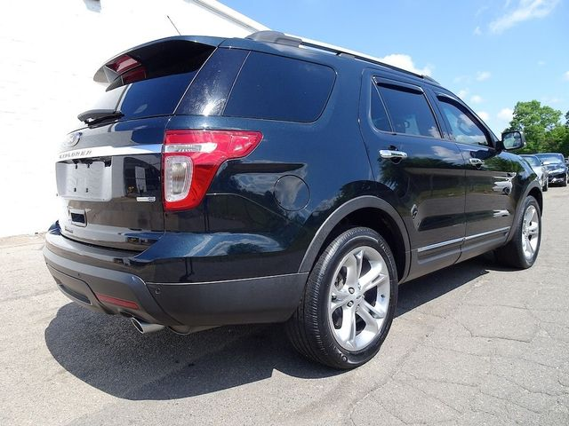 2015 Ford Explorer Limited Madison, NC 2