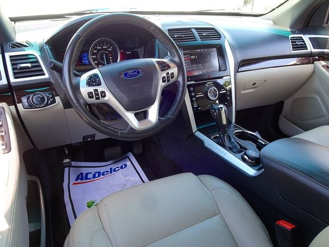 2015 Ford Explorer Limited Madison, NC 39