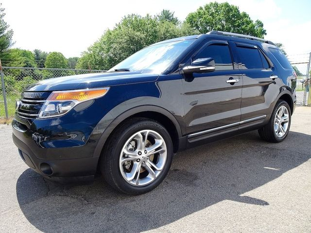 2015 Ford Explorer Limited Madison, NC 6