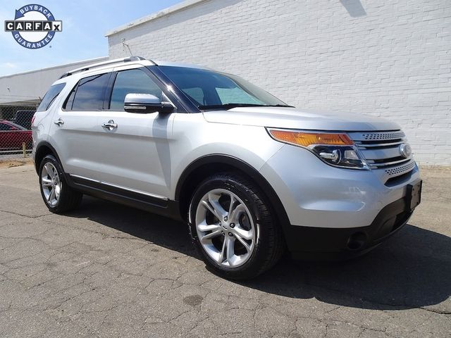 2015 Ford Explorer Limited Madison, NC 1