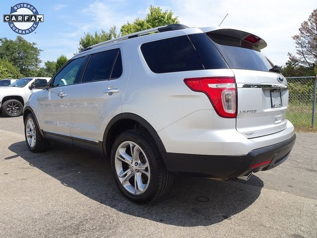 2015 Ford Explorer Limited Madison, NC 4