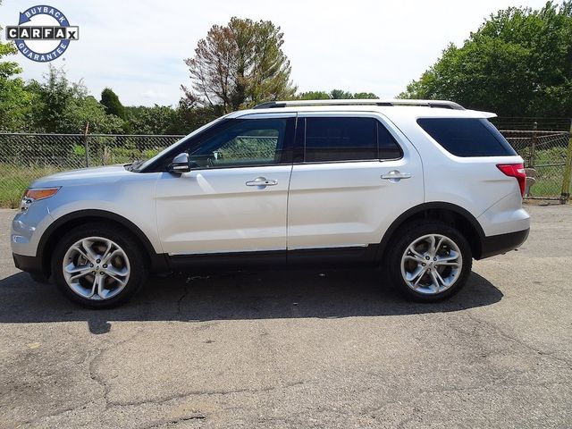 2015 Ford Explorer Limited Madison, NC 5