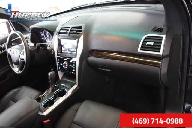 2015 Ford Explorer Limited in McKinney, Texas 75070