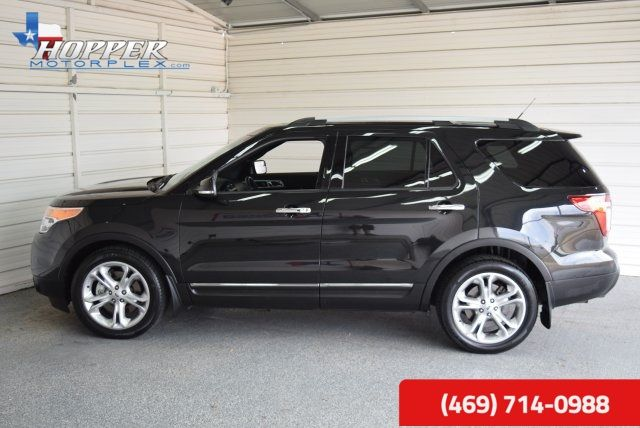 2015 Ford Explorer Limited in McKinney Texas, 75070