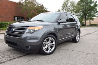 2015 Ford Explorer Limited in Memphis Tennessee, 38128