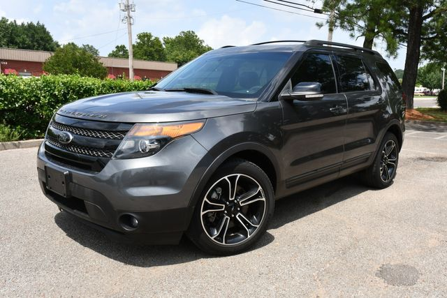2015 Ford Explorer Sport in Memphis, Tennessee 38128
