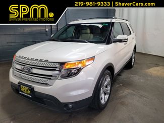 2015 Ford Explorer Limited W/ Leather in Merrillville, IN 46410