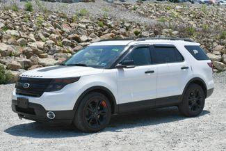 2015 Ford Explorer Sport 4WD Naugatuck, Connecticut 2