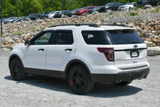 2015 Ford Explorer Sport 4WD Naugatuck, Connecticut 4