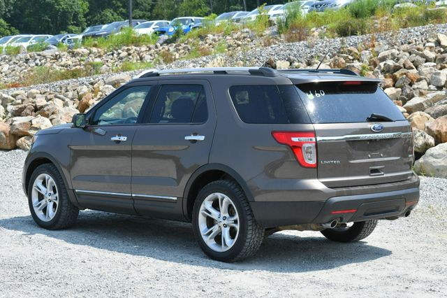2015 Ford Explorer Limited Naugatuck, Connecticut 4