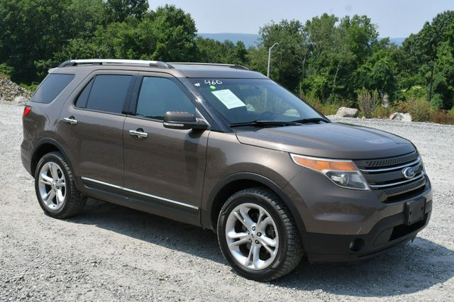 2015 Ford Explorer Limited Naugatuck, Connecticut 8