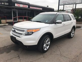 2015 Ford Explorer Limited in Oklahoma City OK
