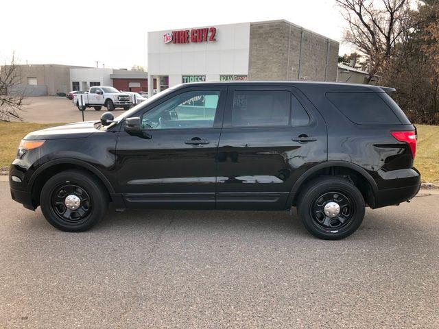 2015 Ford Explorer AWD 4WD Police Osseo, Minnesota 2