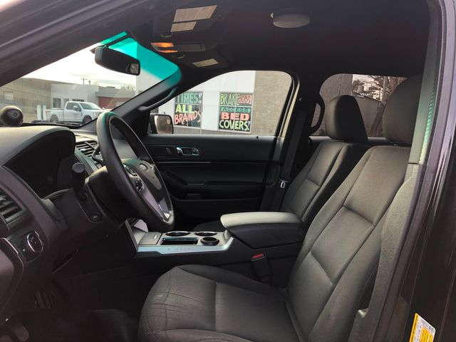 2015 Ford Explorer AWD 4WD Police Osseo, Minnesota 10